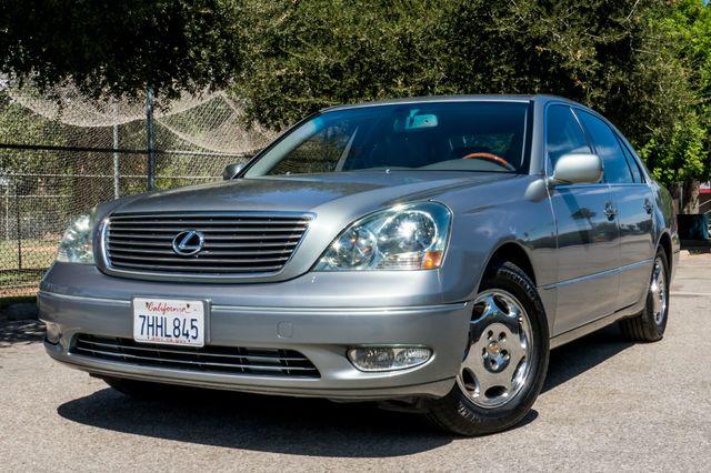 2001 Lexus LS 430 Reseda, CA 41