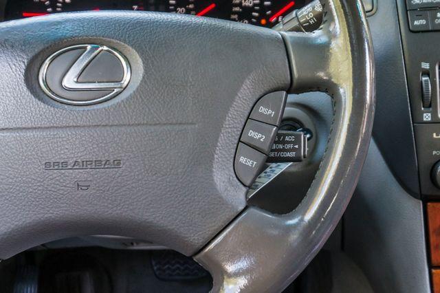 2001 Lexus LS 430 Reseda, CA 21