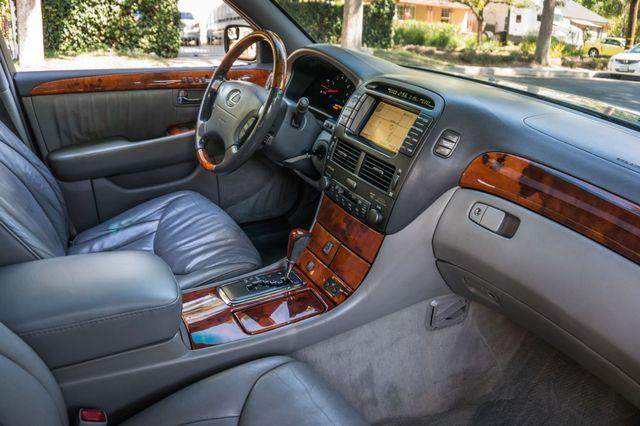 2001 Lexus LS 430 Reseda, CA 34