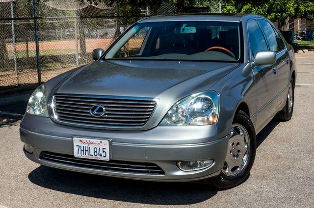 2001 Lexus LS 430 Reseda, CA 42