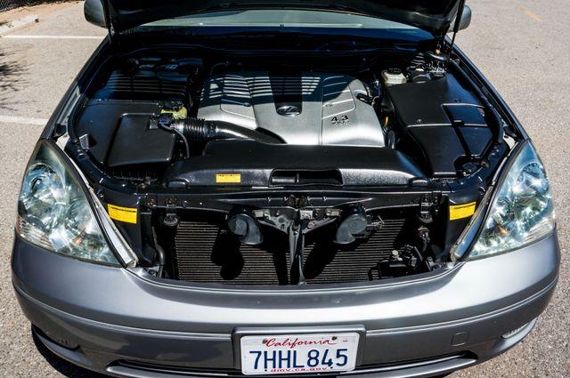 2001 Lexus LS 430 Reseda, CA 38