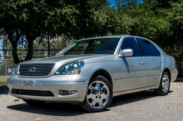 2001 Lexus LS 430 ULTRA LUXURY