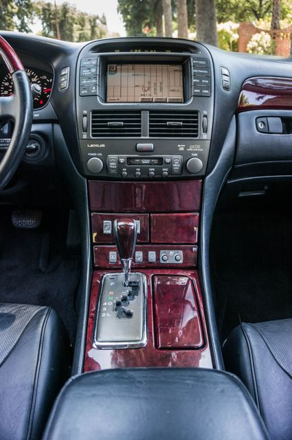 2001 Lexus LS 430 ULTRA LUXURY in Reseda, CA, CA 91335