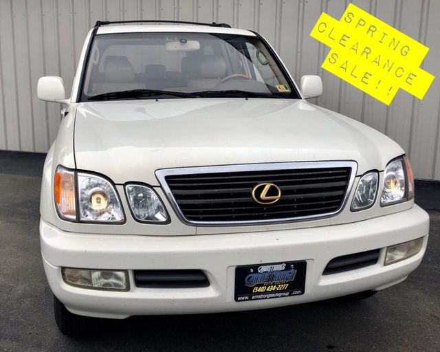 2001 Lexus LX 470 AWD in Harrisonburg, VA 22802