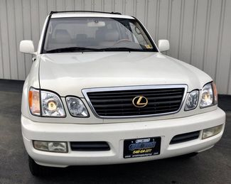 2001 Lexus LX 470 470 in Harrisonburg, VA 22801