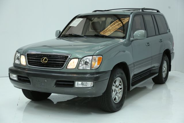 2001 Lexus LX 470 Houston, Texas 3