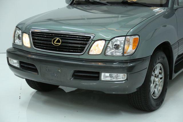 2001 Lexus LX 470 Houston, Texas 6
