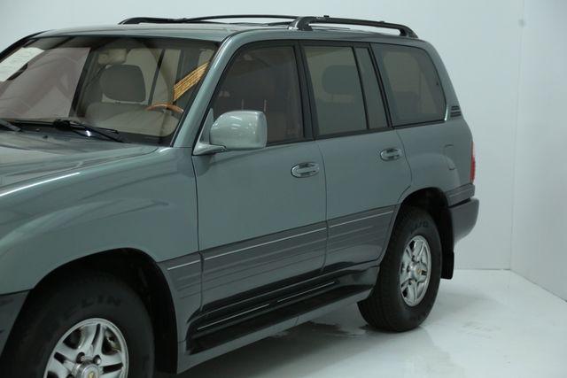 2001 Lexus LX 470 Houston, Texas 8