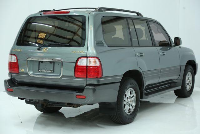 2001 Lexus LX 470 Houston, Texas 11