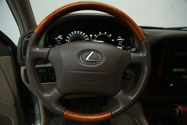 2001 Lexus LX 470 Houston, Texas 27
