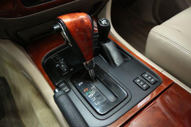 2001 Lexus LX 470 Houston, Texas 30