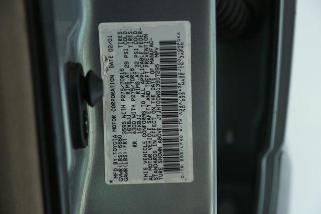 2001 Lexus LX 470 Houston, Texas 36