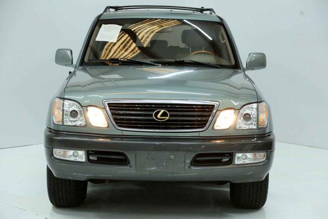 2001 Lexus LX 470 Houston, Texas 10