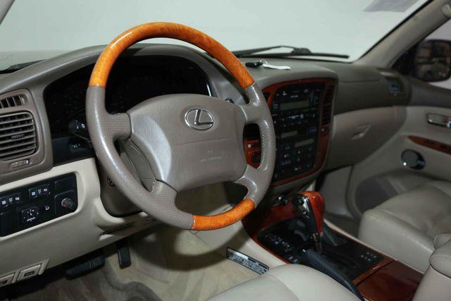 2001 Lexus LX 470 Houston, Texas 16