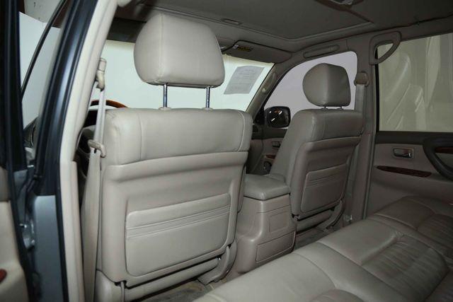 2001 Lexus LX 470 Houston, Texas 19