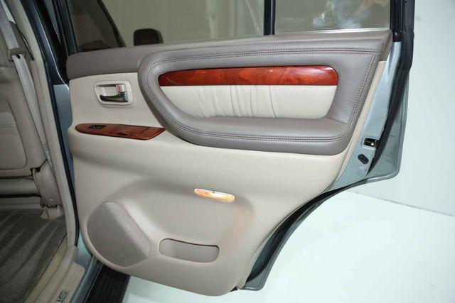 2001 Lexus LX 470 Houston, Texas 20