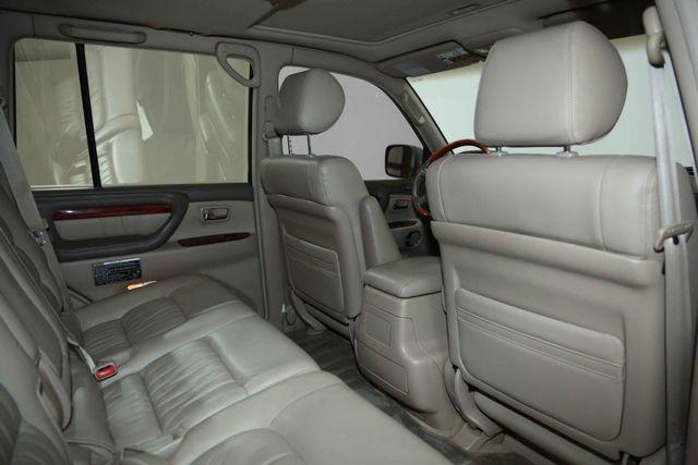 2001 Lexus LX 470 Houston, Texas 21