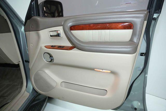 2001 Lexus LX 470 Houston, Texas 22