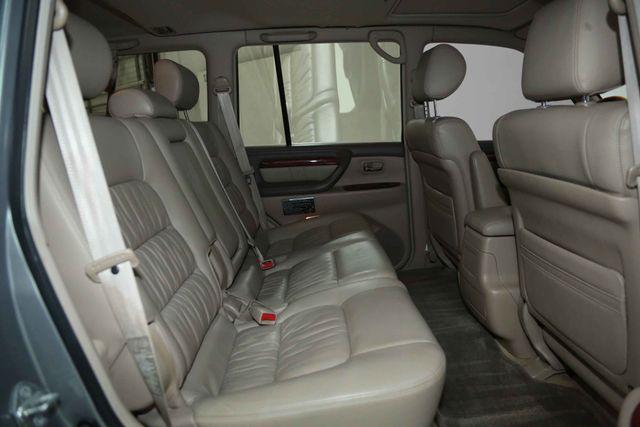 2001 Lexus LX 470 Houston, Texas 24