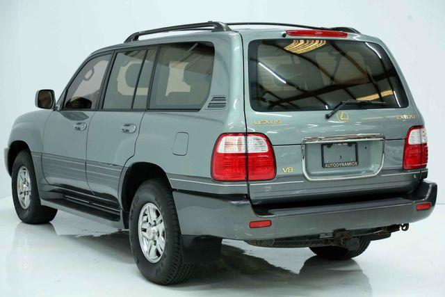 2001 Lexus LX 470 Houston, Texas 26