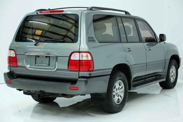 2001 Lexus LX 470 Houston, Texas 28