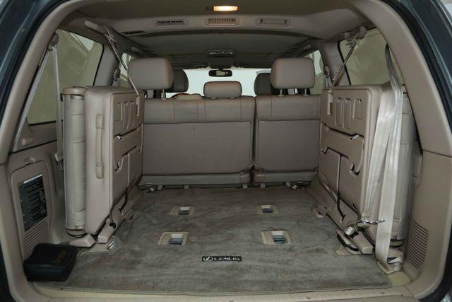 2001 Lexus LX 470 Houston, Texas 29