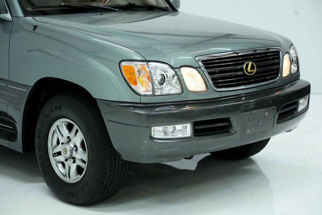 2001 Lexus LX 470 Houston, Texas 7
