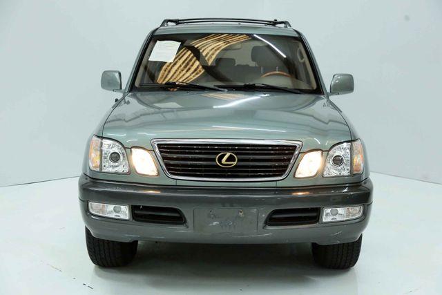 2001 Lexus LX 470 Houston, Texas 9