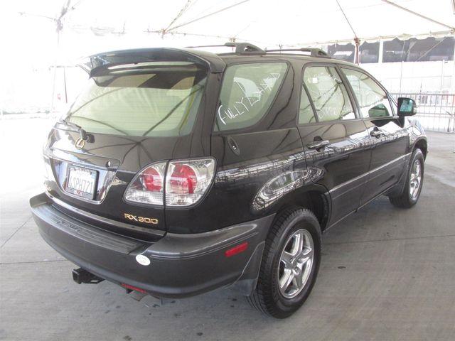 2001 Lexus RX 300 Gardena, California 2