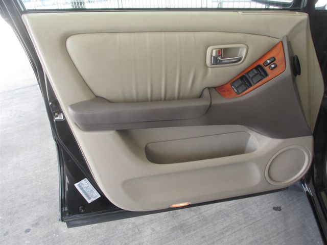 2001 Lexus RX 300 Gardena, California 6