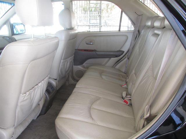 2001 Lexus RX 300 Gardena, California 8