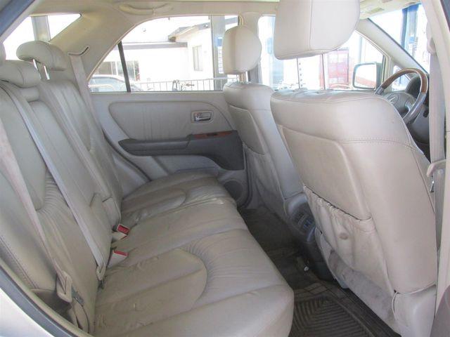 2001 Lexus RX 300 Gardena, California 11