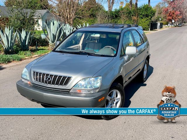 2001 Lexus RX 300 SPORT UTILITY AUTOMATIC NEW TIRES SERVICE RECORDS XNLT COND. in Van Nuys, CA 91406