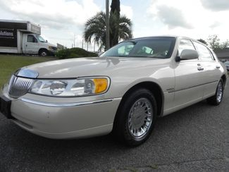 2001 Lincoln Town Car Cartier in Martinez, Georgia 30907