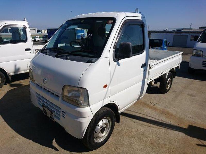 2001 Mazda 4wd Japanese Minitruck [a/c]  | Jackson, Missouri | G & R Imports in Jackson Missouri