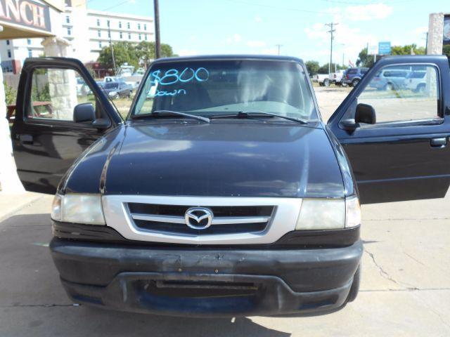 2001 Mazda B-Series B2300 SX Reg. Cab 2W