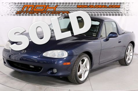 2001 Mazda MX-5 Miata LS - Leather - Supercharged in Los Angeles