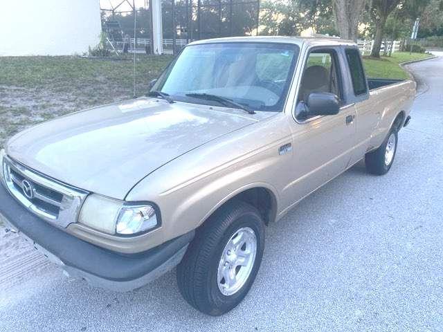 2001 Mazda Pickup SE