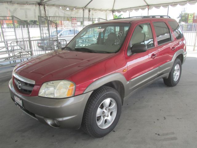 2001 Mazda Tribute ES Gardena, California 0