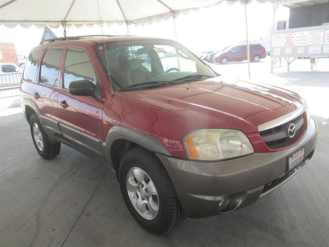 2001 Mazda Tribute ES Gardena, California 3
