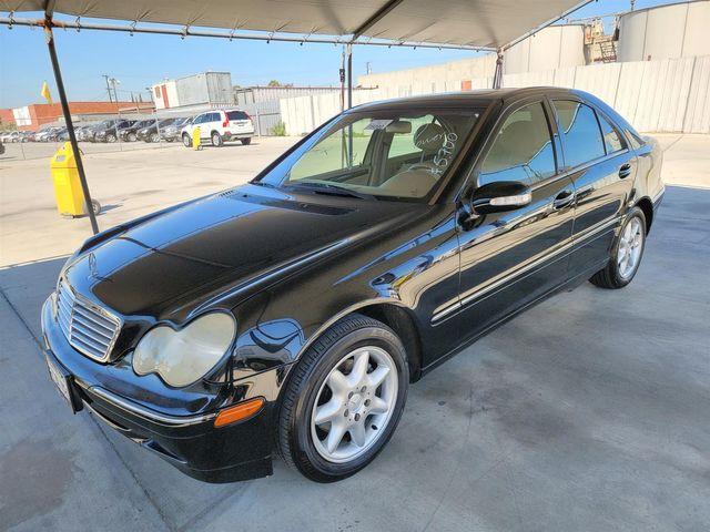 2001 Mercedes-Benz C240 Gardena, California
