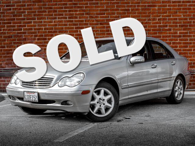 2001 Mercedes-Benz C320 Burbank, CA