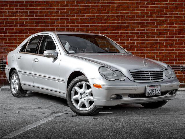 2001 Mercedes-Benz C320 Burbank, CA 1
