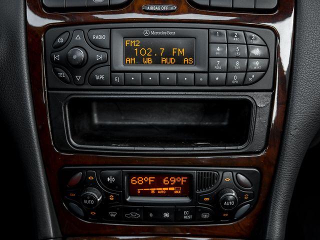 2001 Mercedes-Benz C320 Burbank, CA 15
