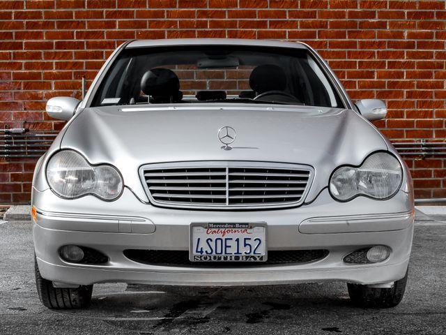 2001 Mercedes-Benz C320 Burbank, CA 2