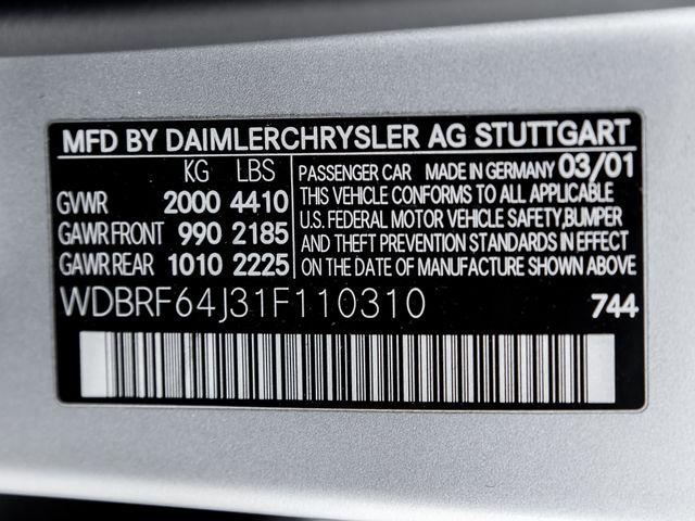 2001 Mercedes-Benz C320 Burbank, CA 23