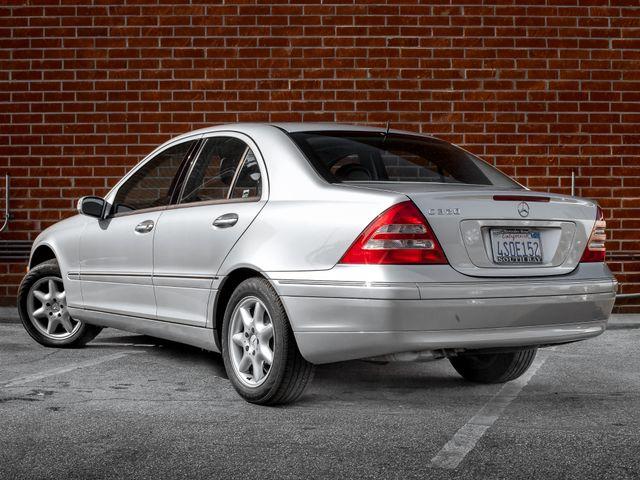 2001 Mercedes-Benz C320 Burbank, CA 7