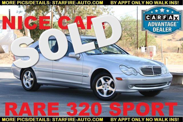 2001 Mercedes-Benz C320 SPORT Santa Clarita, CA