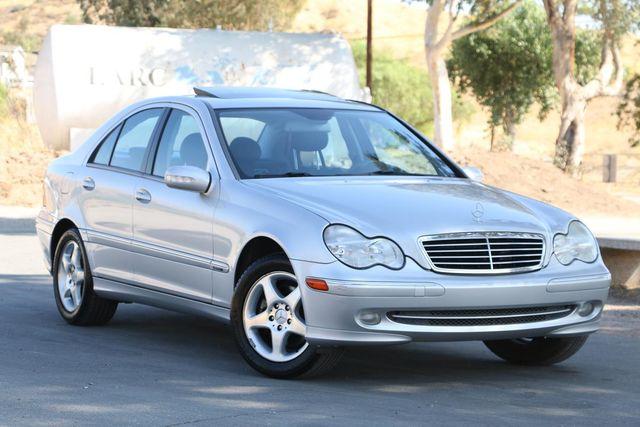 2001 Mercedes-Benz C320 SPORT Santa Clarita, CA 3