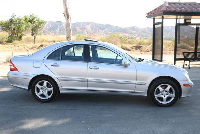 2001 Mercedes-Benz C320 SPORT Santa Clarita, CA 12